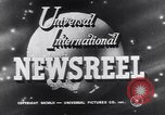 Image of Kurt Carlsen United Kingdom, 1952, second 4 stock footage video 65675034657