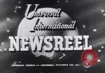 Image of Kurt Carlsen United Kingdom, 1952, second 5 stock footage video 65675034657