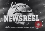 Image of Kurt Carlsen United Kingdom, 1952, second 6 stock footage video 65675034657