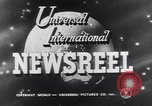 Image of Kurt Carlsen United Kingdom, 1952, second 8 stock footage video 65675034657