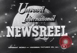 Image of Kurt Carlsen United Kingdom, 1952, second 9 stock footage video 65675034657
