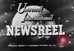 Image of Kurt Carlsen United Kingdom, 1952, second 11 stock footage video 65675034657