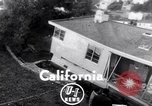 Image of house creeps Oakland California USA, 1952, second 1 stock footage video 65675034661