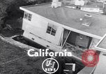 Image of house creeps Oakland California USA, 1952, second 2 stock footage video 65675034661
