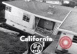 Image of house creeps Oakland California USA, 1952, second 3 stock footage video 65675034661