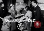 Image of Bess Truman Washington DC USA, 1951, second 2 stock footage video 65675034665