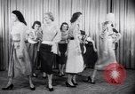 Image of models New York United States USA, 1951, second 9 stock footage video 65675034666