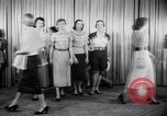 Image of models New York United States USA, 1951, second 10 stock footage video 65675034666