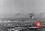 Image of bombing on city Malta, 1942, second 10 stock footage video 65675034673