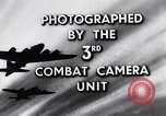 Image of P-51 Mustang plane United Kingdom, 1944, second 7 stock footage video 65675034679