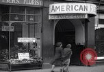 Image of American Red Cross Club Londonderry Northern Ireland, 1942, second 3 stock footage video 65675034687
