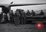 Image of B-26 bomber aircraft being armed Tunisia North Africa, 1943, second 7 stock footage video 65675034693