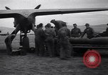 Image of B-26 bomber aircraft being armed Tunisia North Africa, 1943, second 8 stock footage video 65675034693