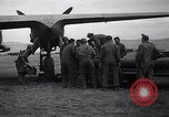 Image of B-26 bomber aircraft being armed Tunisia North Africa, 1943, second 11 stock footage video 65675034693