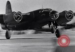 Image of B-26 bomber aircraft with battle damage Tunisia North Africa, 1943, second 11 stock footage video 65675034694