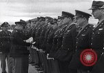 Image of General Doolittle presents awards to USAAF fliers Tunisia North Africa, 1943, second 1 stock footage video 65675034695