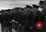 Image of General Doolittle presents awards to USAAF fliers Tunisia North Africa, 1943, second 8 stock footage video 65675034695