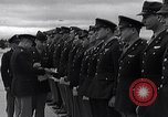 Image of General Doolittle presents awards to USAAF fliers Tunisia North Africa, 1943, second 9 stock footage video 65675034695