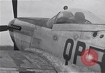Image of Captain Shelton W  Monroe of 334th Fighter Squadron Debden England, 1945, second 12 stock footage video 65675034699