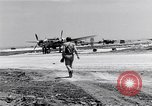 Image of P-5Bs of 28th Photo Reconnaissance Squadron Okinawa Ryukyu Islands, 1945, second 3 stock footage video 65675034702