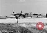 Image of P-5Bs of 28th Photo Reconnaissance Squadron Okinawa Ryukyu Islands, 1945, second 6 stock footage video 65675034702
