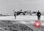 Image of P-5Bs of 28th Photo Reconnaissance Squadron Okinawa Ryukyu Islands, 1945, second 8 stock footage video 65675034702