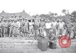 Image of U.S. Servicemen in Pacific War commemorate V-E Day  Okinawa Ryukyu Islands, 1945, second 2 stock footage video 65675034707