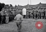 Image of U.S. Servicemen in Pacific War commemorate V-E Day  Okinawa Ryukyu Islands, 1945, second 8 stock footage video 65675034707