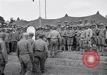 Image of U.S. Servicemen in Pacific War commemorate V-E Day  Okinawa Ryukyu Islands, 1945, second 12 stock footage video 65675034707