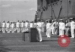 Image of Chester Nimitz Pearl Harbor Hawaii USA, 1942, second 11 stock footage video 65675034710