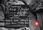 Image of 155mm howitzer Okinawa Ryukyu Islands, 1945, second 1 stock footage video 65675034735