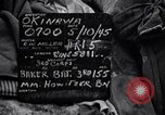 Image of 155mm howitzer Okinawa Ryukyu Islands, 1945, second 8 stock footage video 65675034735
