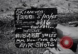 Image of bombardment Okinawa Ryukyu Islands, 1945, second 5 stock footage video 65675034736