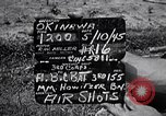 Image of bombardment Okinawa Ryukyu Islands, 1945, second 7 stock footage video 65675034736