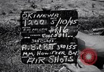 Image of bombardment Okinawa Ryukyu Islands, 1945, second 8 stock footage video 65675034736