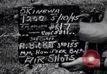 Image of bombardment Shuri Okinawa Ryukyu Islands, 1945, second 2 stock footage video 65675034737