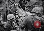 Image of soldiers Shuri Okinawa Ryukyu Islands, 1945, second 2 stock footage video 65675034739
