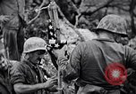 Image of soldiers Shuri Okinawa Ryukyu Islands, 1945, second 4 stock footage video 65675034739