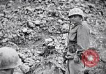 Image of soldiers Shuri Okinawa Ryukyu Islands, 1945, second 9 stock footage video 65675034739