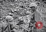 Image of soldiers Shuri Okinawa Ryukyu Islands, 1945, second 11 stock footage video 65675034739