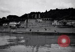 Image of Italian Barbarigo submarine Atlantic Ocean, 1942, second 8 stock footage video 65675034744