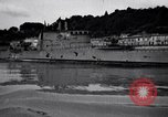 Image of Italian Barbarigo submarine Atlantic Ocean, 1942, second 9 stock footage video 65675034744