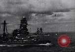 Image of Japanese task force Pacific Ocean, 1942, second 8 stock footage video 65675034748