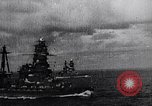 Image of Japanese task force Pacific Ocean, 1942, second 9 stock footage video 65675034748