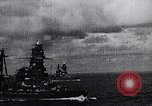 Image of Japanese task force Pacific Ocean, 1942, second 10 stock footage video 65675034748