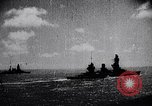 Image of Japanese task force Pacific Ocean, 1942, second 11 stock footage video 65675034748