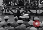 Image of surrender ceremony Tokyo Bay Japan, 1945, second 9 stock footage video 65675034757