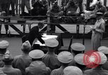 Image of surrender ceremony Tokyo Bay Japan, 1945, second 11 stock footage video 65675034757