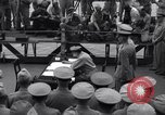 Image of surrender ceremony Tokyo Bay Japan, 1945, second 5 stock footage video 65675034758