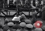 Image of surrender ceremony Tokyo Bay Japan, 1945, second 6 stock footage video 65675034758